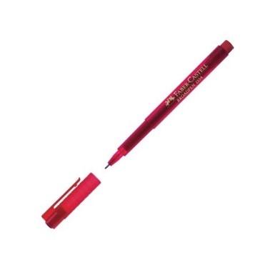 Faber Castell Broadpen Kırmızı Renkli
